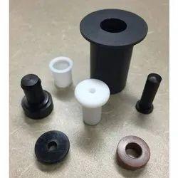 Plastic CNC Turned Components