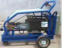 CVT Water Blasting Machine 500 Bar,750 Bar With 21 lpm And 45 lpm