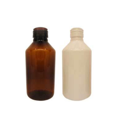 White, Brown 250 Ml Pet Containers