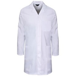 Poly Cotton Lab Coat