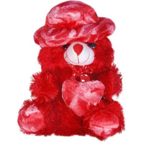 Avs Red Teddy Bear