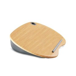 Urban Kings Wood Top Lapdesk With Cushion Laptop Stand