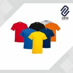 Promotional Round Neck T Shirt for Men & Women
