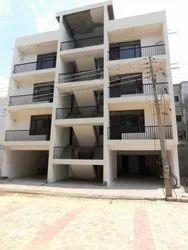 Residential Builder Floors 2 BHK Industrial Flats, Area Of Construction: 2019, In Zirakpur