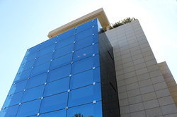 Aluminum Structural Glass Glazing