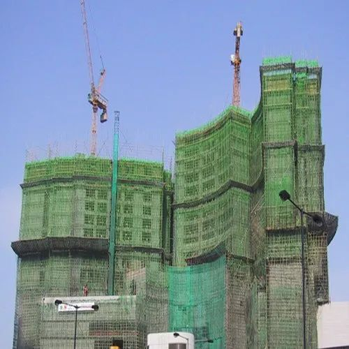 Construction Scaffolding Netting Manufacturer from Ahmedabad
