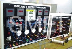 Transmission Line Demonstration Panel Trainer