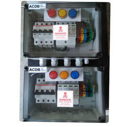 3 Phase AC Distribution Board