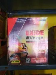 Exide Mileage ML40LBH