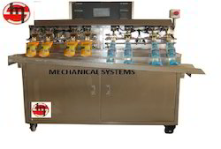 Icy Pouch Filling Machine
