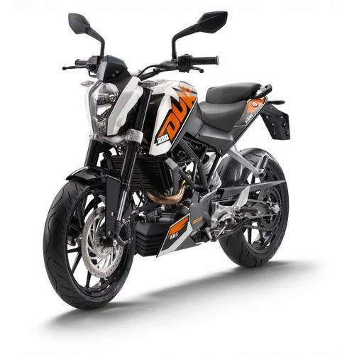 Grey KTM 200 Duke Motorcycle, Rs 45507 /piece, Best Buy Motorcycle ...