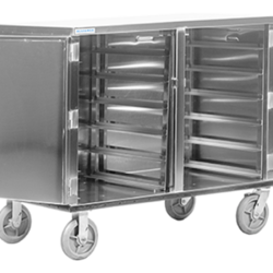 Meals Plate Trolley
