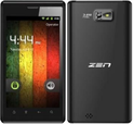 Zen Too Launches A 4.3 Inch Affordable Android Phone