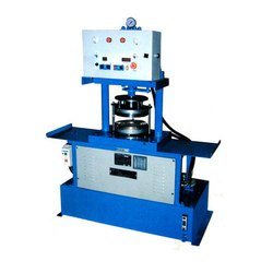 Semi Automatic Paper Plate & Thali Making Machine