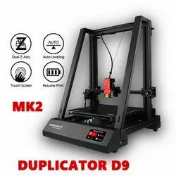Wanhao Duplicator 9/400 Mark II FDM 3D Printer