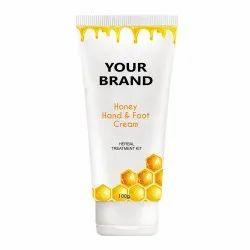 Honey Hand & Foot Cream