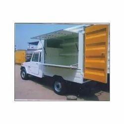Mobile Canteen Truck Body