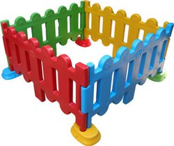 64 X 64 X 36 Inch Plastic Baby Boundary Fence