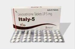 Italy-5 Levocetrizine