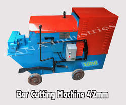 Bar Cutting Machine 42mm
