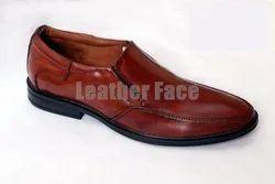 Men Leather Face - Formal Slip-Ons