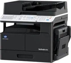 Bizhub 225i Konica Minolta Duplex With OC Multifunctional Printer