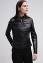 Abbey Women Leather Jacket