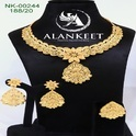 Designer Gold Plated Jewellery Bijoux