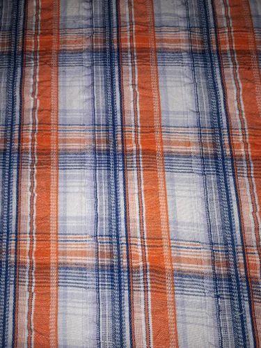 23fcfccd3e8 Cotton Yarn Dyed Seer Sucker Fabric, LK International   ID: 19411705988