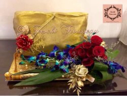 Cosmetic Wedding Trousseau Packing