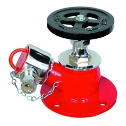 Single Hydrant Valve SS