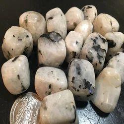 Moon Stone Tumbles