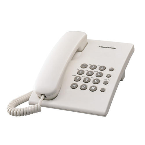 Panasonic Kx-tsc62sxb Corded Telephone User Manual