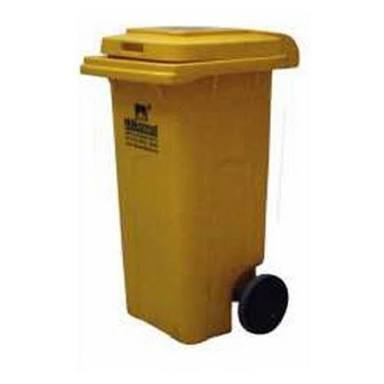 Yellow Nilkamal Waste Bin (120l), Rs 3200 /piece Shivam ...