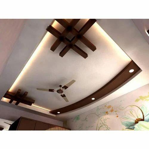 Gypsum Board False Ceiling, Gypsum False Ceiling