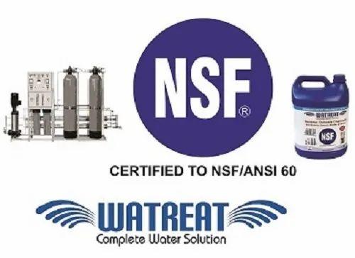 Food Grade Certified RO Antiscalant (NSF)