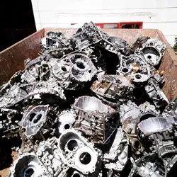 Gray Alluminum Tenses, For Melting