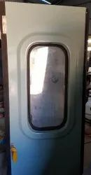 Stainless Steel and FRP Body Side Entrance Door For ICF Coaches LSLRD, LGS-EOG