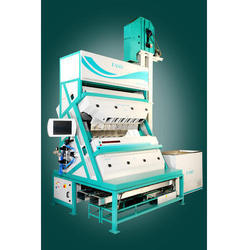 FASO Tea Color Sorting Machine, Capacity: 150-600 Kg/h
