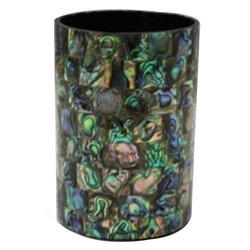 Luxury Tumbler with Mother of Pearl Inlayed