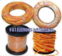 Fiberglass Asbestos Insulated Thermocouple Wire K Type