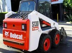 Skid Steer Loaders - Bobcat S130, Rated Load: 1195 kg