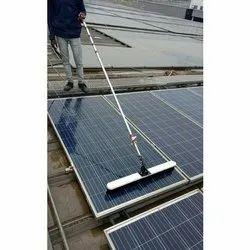 Solar Panel Cleaning Brush.