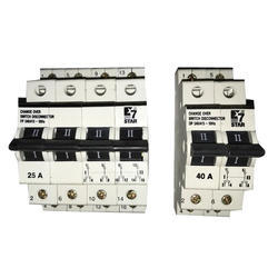 25-40 A Changeover Switch