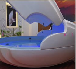 Relaxopod Systems India Pvt Ltd, Pune - Manufacturer of Float Sound