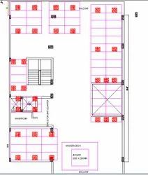 Autocad Architectural Designing Services, PAN INDIA