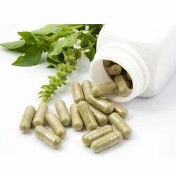 Ashwagandha Capsule Medicine