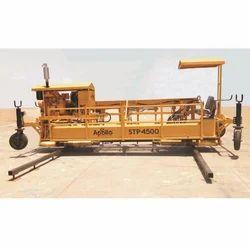 Hydraulic Steering Best Quality Concrete Paver Machine