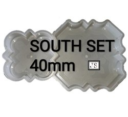 South Set Silicone Plastic Paver Mould
