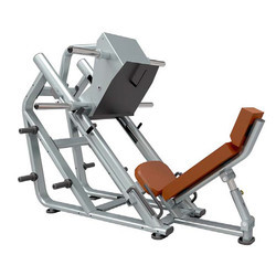 Incline Squat Machine 45 Deg